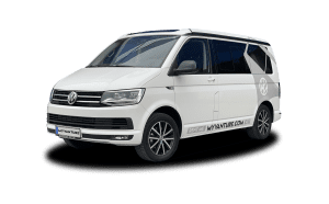 myvanture - VW California - Front