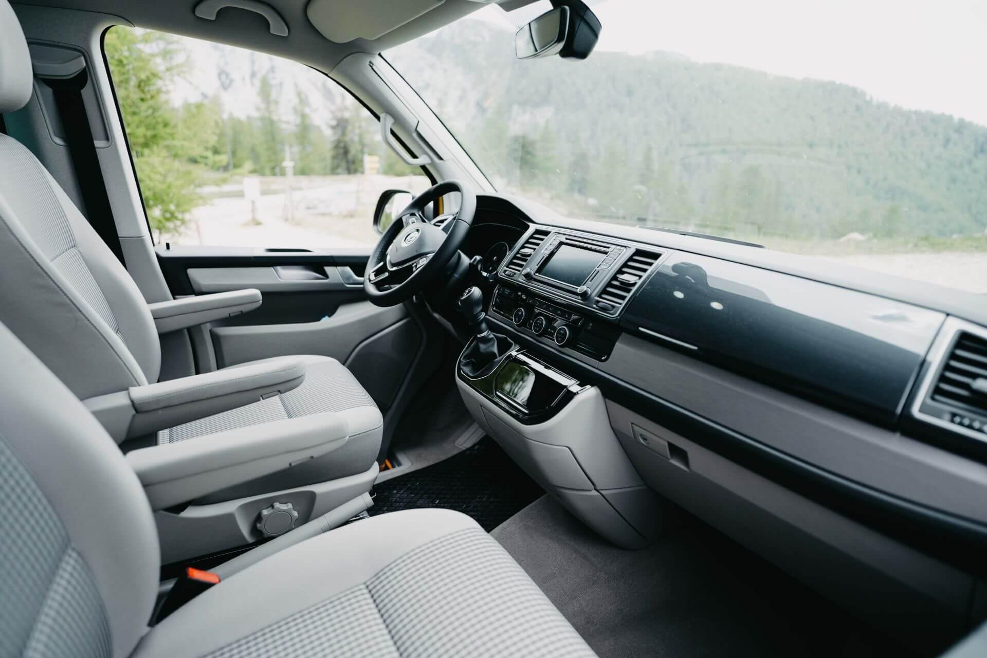 myvanture - VW Coast Innenraum