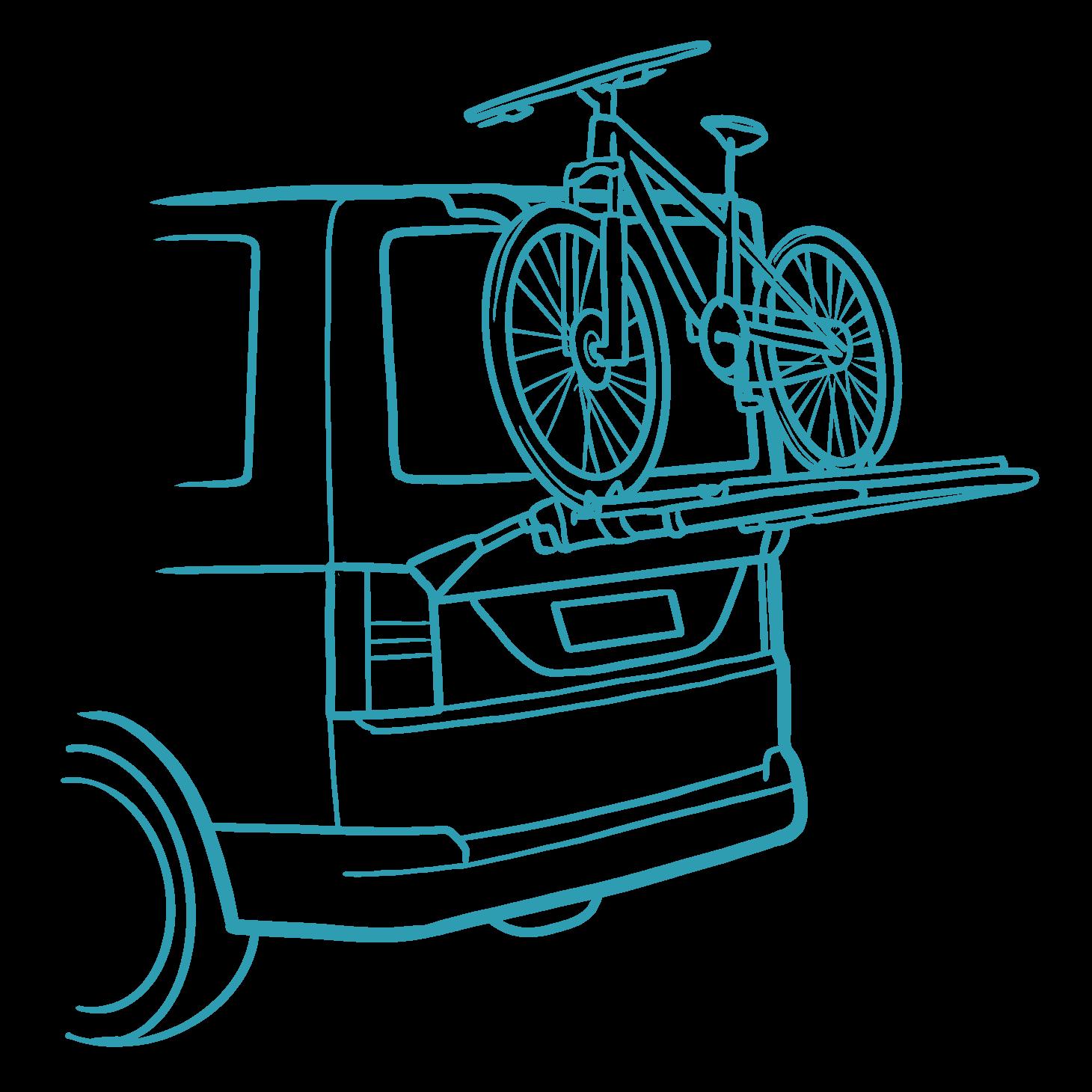 Icon Fahrradtraeger