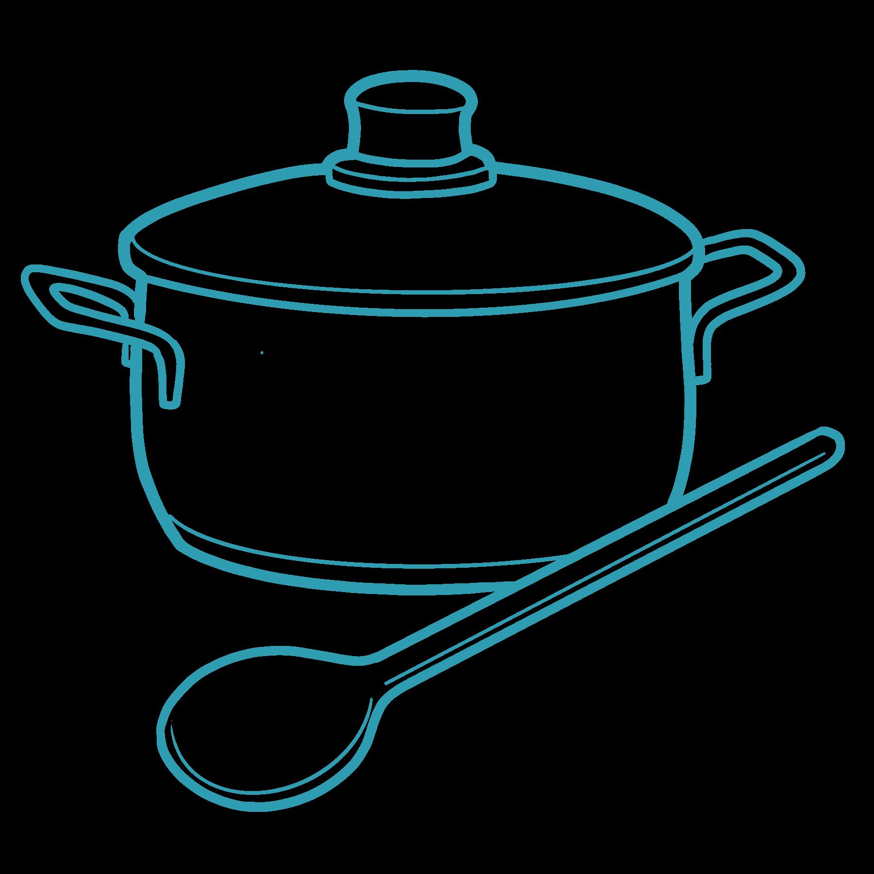 Icon Küche im Camper
