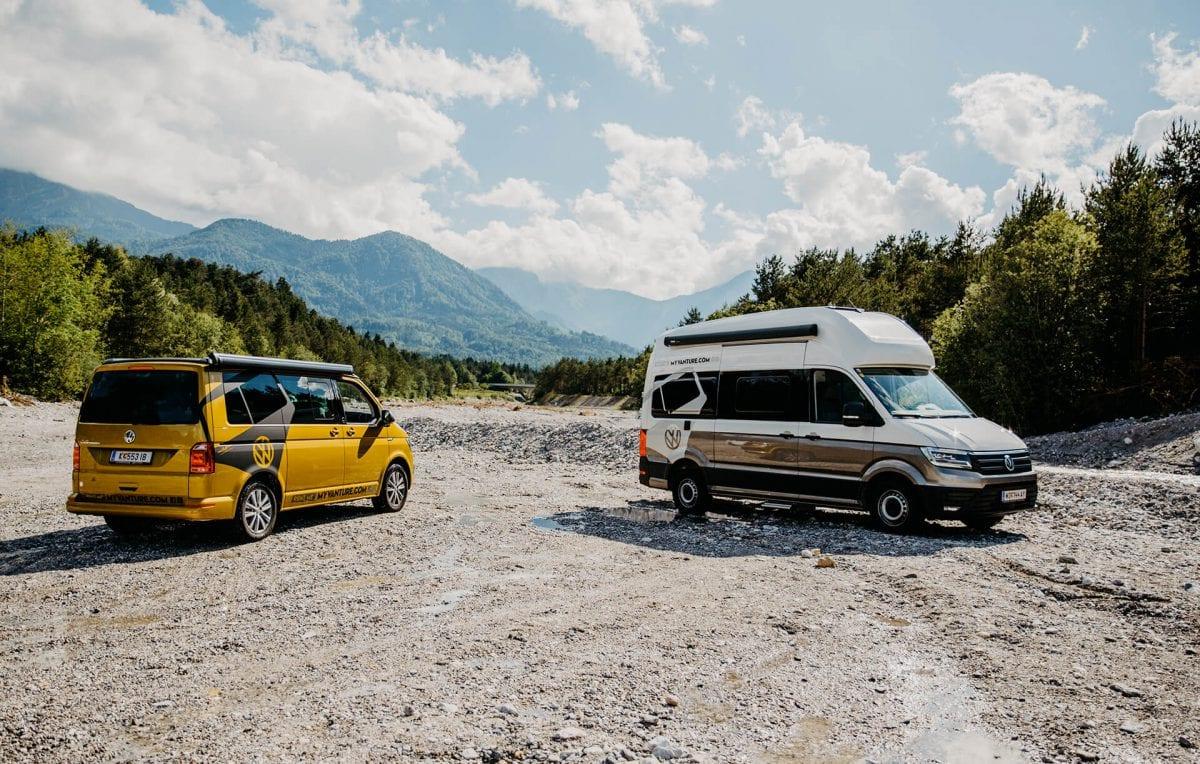 myvanture Vans
