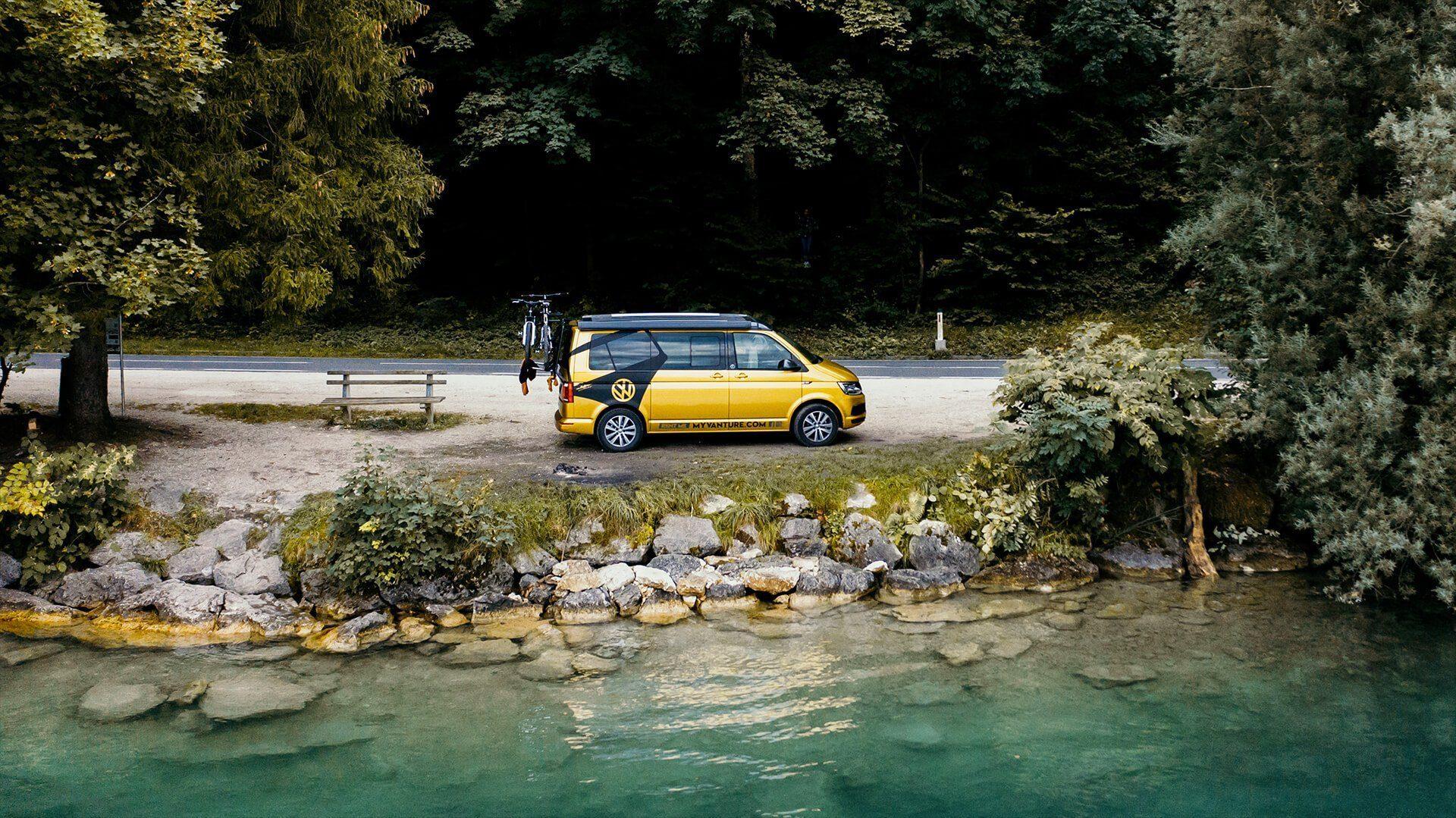 myvanture VW California Coast mieten