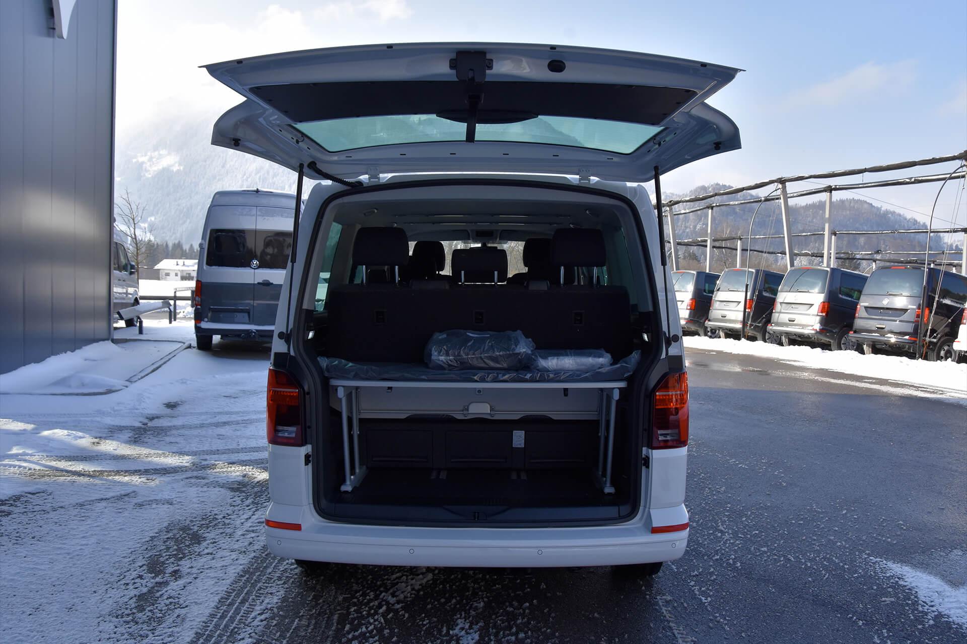 myvanture VW Multivan Rückseite
