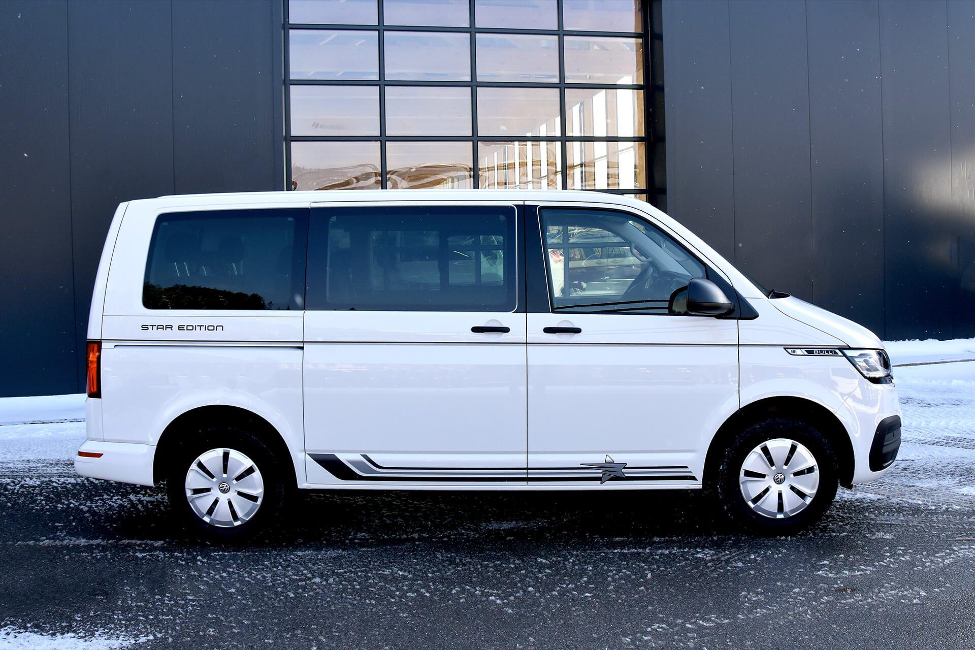 myvanture VW Multivan Seite
