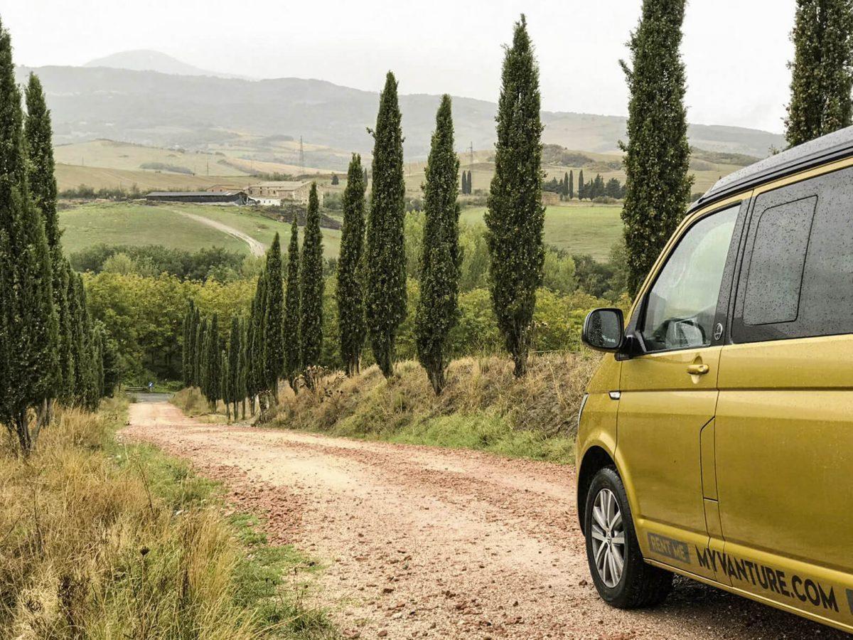 Roadtrip Toskana