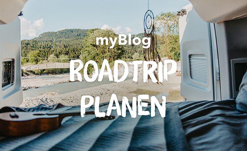 roadtrip planen