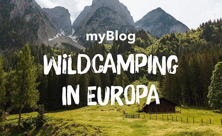 wildcamping europa